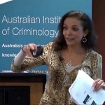 Dr Anne (Azza) Aly at Australian Institute of Criminology, Canberra.
