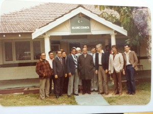 Founders of Rivervale Mosque in 1974 Photography: Abdul Rahman Yahya