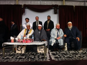 WORLD CLASS QU'RAN RECITERS WITH ISLAMIC COUNCIL WA PRESIDENT DR RATEB JNEID 22 JUNE 2014